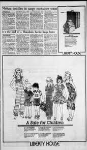 www hairsnips com old honolulu advertiser from honolulu hawaii on may 6 1982 5
