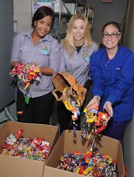 Donate Leftover Halloween Candy by Memorial Area Dentists Donate Treats From Halloween To Operation