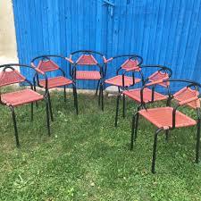 chaises es 50 chaises de jardin ã es 50 couleur brocante