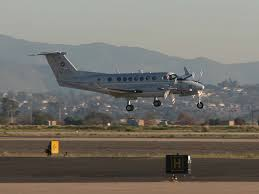 the us military u0027s king air 350er aircraft quietly effective