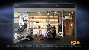 Commercial Sit Up Bench X3s Bench Fitness Commercial Youtube