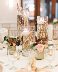 simple wedding centerpieces 55 wedding centerpieces ideas on a budget