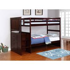 Loft Bed Set Twin Bunk Bed Sets Rent Powell Newton Set 5 Columbia Staircase W