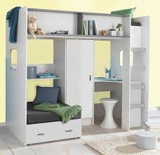 High Sleeper With Futon High Sleeper Loft Cabin Bed Colour Options Ideal Childrens Safe