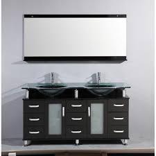 60 white vanity single sink 36 inch bathroom vanity with top