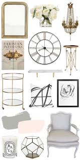 Modern French Home Decor by Top 25 Best Parisian Decor Ideas On Pinterest French Style