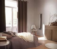 photo de chambre d adulte des doubles rideaux pour chambre d adulte leroy merlin