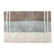 Taupe Bathroom Rugs Fairfax Taupe Bath Rug Croscill