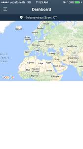 India Google Maps by Marker Not Locating In Google Map In Subview Ios Swift Stack