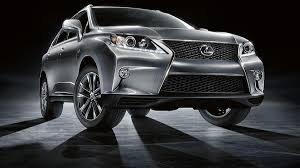 lexus rx 350 luxury package 2013 lexus rx 350 f sport review notes autoweek