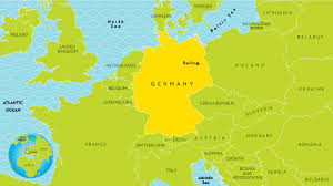 Asia Geography Map Germany Country Profile National Geographic Kids