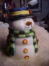 happy everything cookie jar happy everything big cookie jar neutral ebay