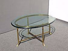 Rounded Edge Coffee Table - brass coffee table ebay