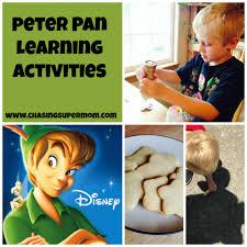 peter pan learning activities peter pan curriculum ideas