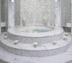 marble bathtub white bathroom interior design luxury interior design