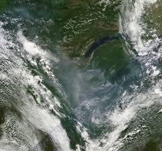Definition Of Wildfire Intensity by Arctic Wildfires Robertscribbler
