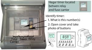 hagar timers and manuals