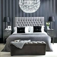 chambre moderne noir et blanc chambre blanche et noir deco chambre noir on decoration d interieur