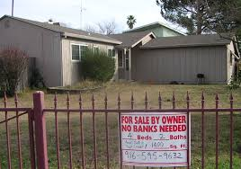 are foreclosed homes the new haunted houses