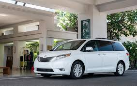 2015 minivan 2015 toyota sienna sedan like personal comfort new on wheels