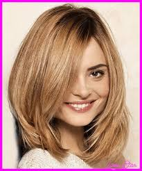 shoulder length hair for fat face medium length layered haircut round face livesstar com