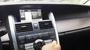 mp3 modulator vs cd player comparison nissan teana 2007 youtube