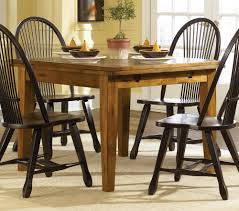 counter dining room set in black 5351 36 7 set at beyond stores