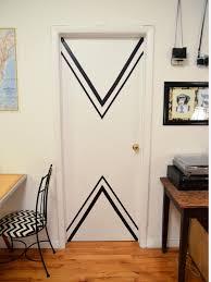 Home And Decor Ideas Best 25 Washi Tape Door Ideas On Pinterest Bedroom Door