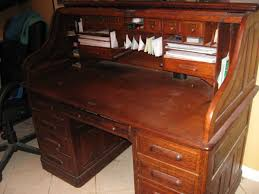 Roll Top Desk Antique Antique Roll Top Desk For Living Room U2014 All Home Ideas And Decor