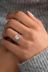 beautiful rose rings images 24 beautiful rose gold engagement rings jewelry i love jpg