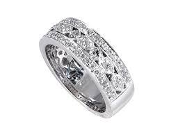 antique wedding rings art deco style ring r03069dw