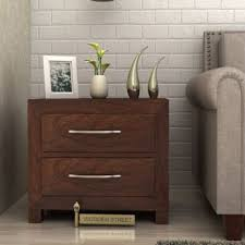 side table for bed bedside table buy bed side table online woodenstreet upto 60 off