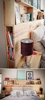 best 25 headboard shelves ideas on pinterest diy with storage iemg