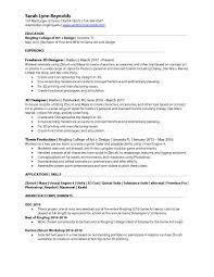 Best Resume Length by Character U2014 Sarah Lynn Reynolds