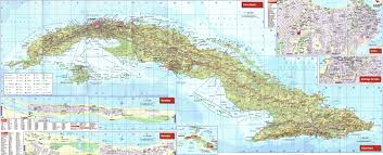 Puerto Rico Road Map by Impressum