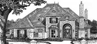 English Style House Plans by English Country Style House Plans Plan 8 631