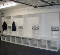 kids lockers for home coat locker system in the garage for the kids sporting equipment