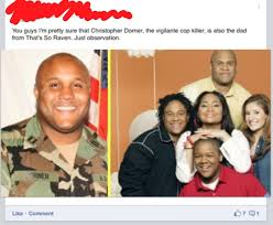 Thats So Meme - christopher dorner looks a lot like that s so raven s father