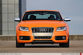 audi orange color project glut s5 introduction fourtitude com