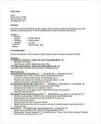 Banker Resume Customer Service Specialist Business Banking Resume Samples