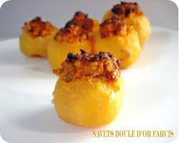 cuisiner des navets navets boule d or farcis cuisine et dépendances
