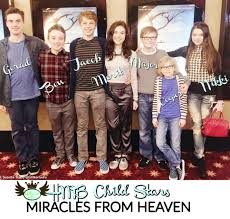 The Miracle Cast Alligood Childstars Rock Their Carpet Style Best