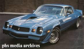 blue 1979 camaro year in review 1979 camaro phscollectorcarworld
