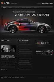 lexus car website website template 45373 cars branding portal custom website