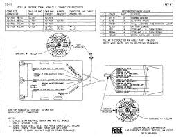 wiring diagrams 7 pin connector wiring 4 wire trailer wiring