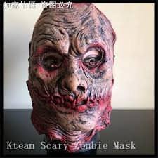 Zombie Mask Aliexpress Com Buy Free Shipping Halloween Party Cosplay Mask