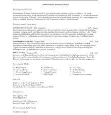 Professional Profile Resume Examples by Splendid Professional Profile Resume Examples 6 7 Best Images