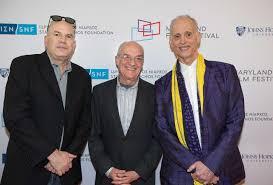 john waters david simon kick off md film fest at restored