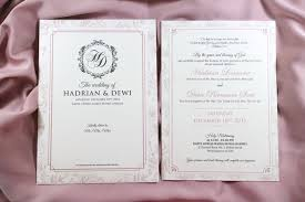 carlton invitations hadrian dewi wedding invitations by blumento cards bridestory