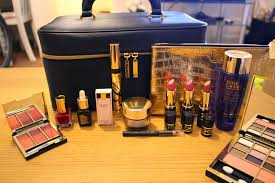 pure accidental beauty the beauty box estee lauder